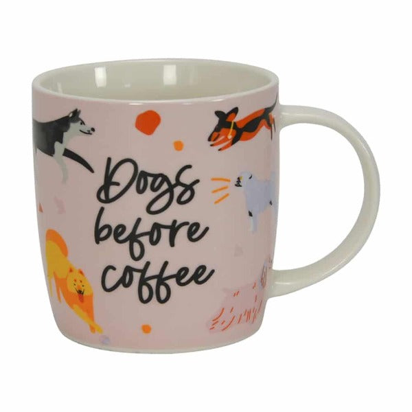 pink annabel trends dog owner lover quote mug