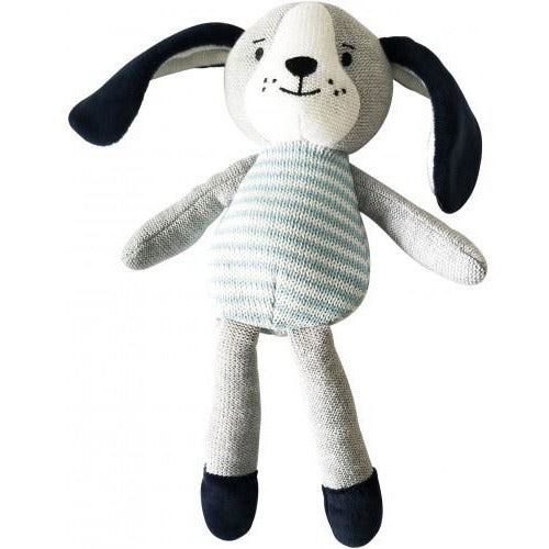 Blue Puppy Dog Soft Toy