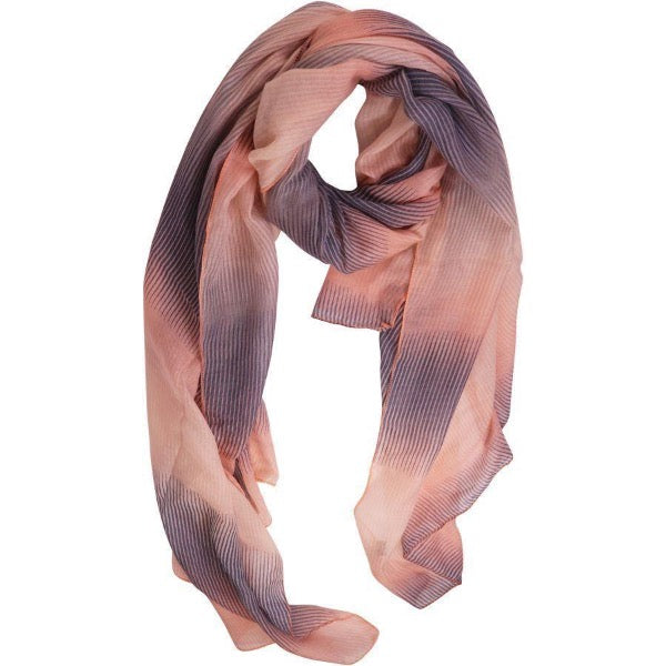 pink scarf for women