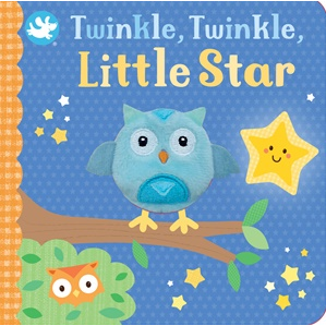 Twinkle Twinkle Little Star Puppet Book
