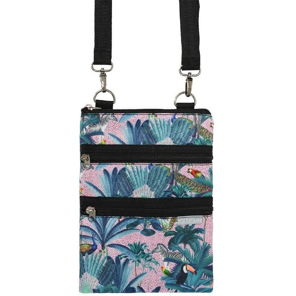 Jungle Spot 3 Zip Bag