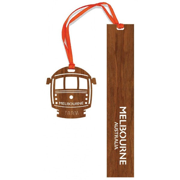 Melbourne Tram Blackwood Bookmark