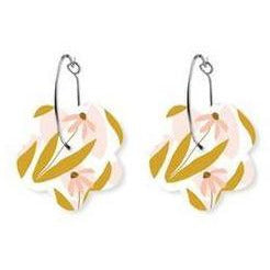 Bloom Helsinki Small Flower Drop Earrings