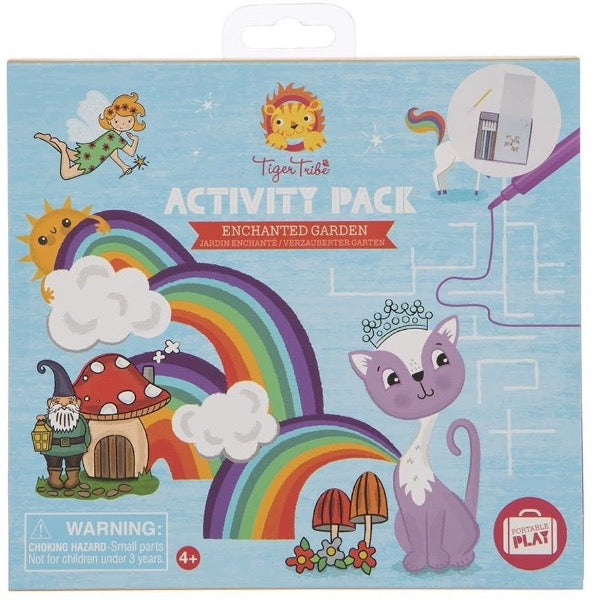 Enchanted Garden Activity Pack