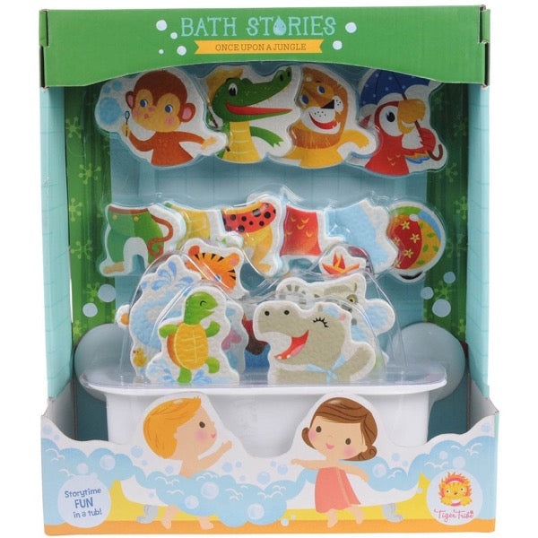 Jungle Bath Toy