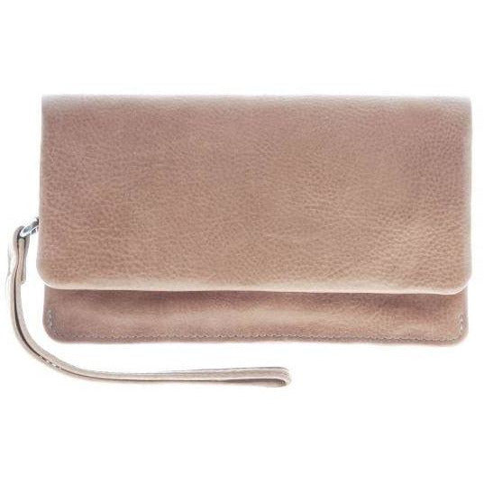 Blush Leather Wallet