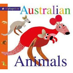 australian animals childrens book