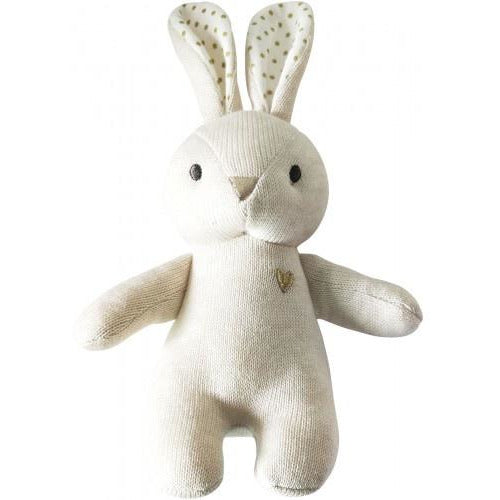 Beige Bunny Rabbit Soft Toy