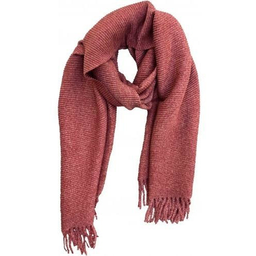 Berry Winter Scarf
