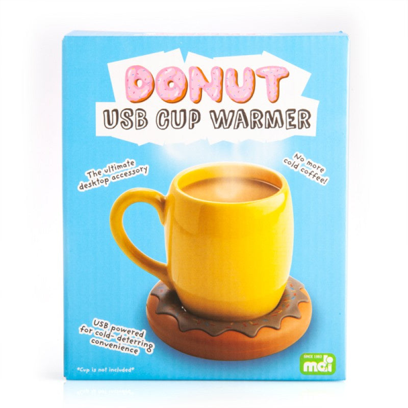 donught usb cup warmer for the desk for women and men