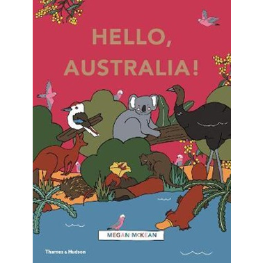 book about australian animals