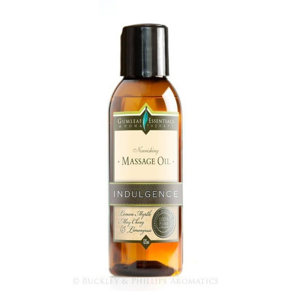 Indulgence Australian Made Massage Oil