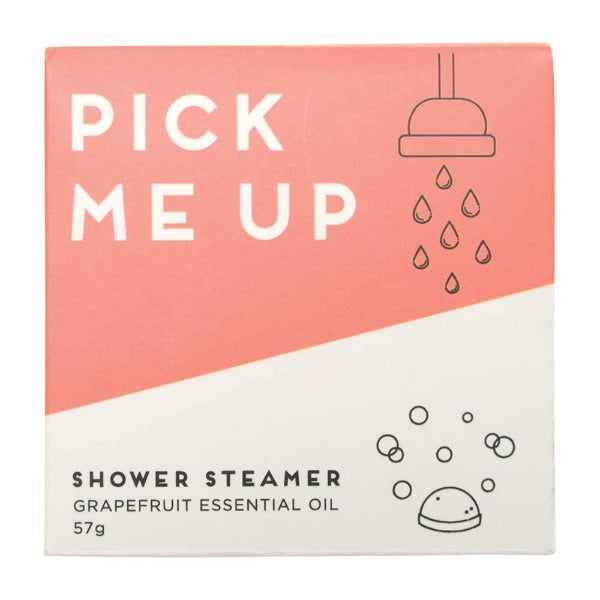 pick me up shower steamer