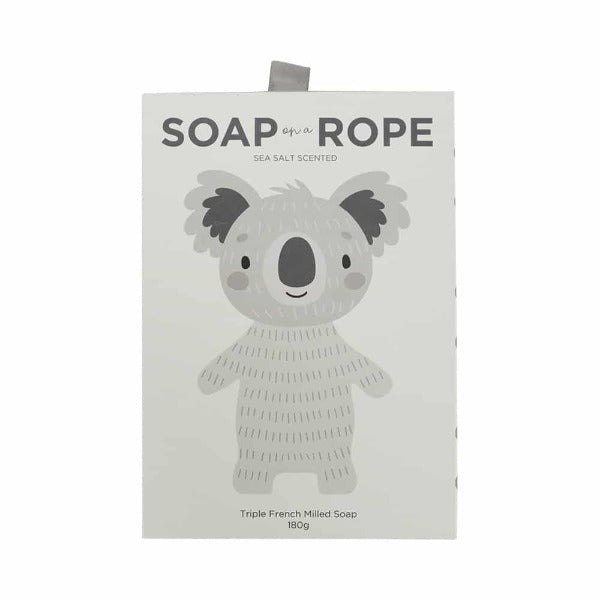 soap on a rope koala for women
