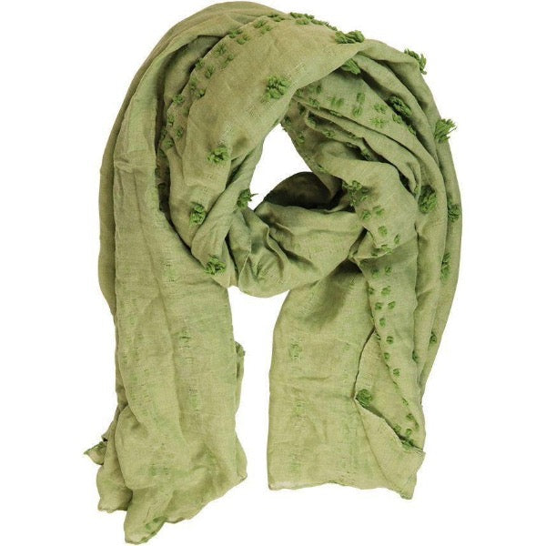 sage scarf for women