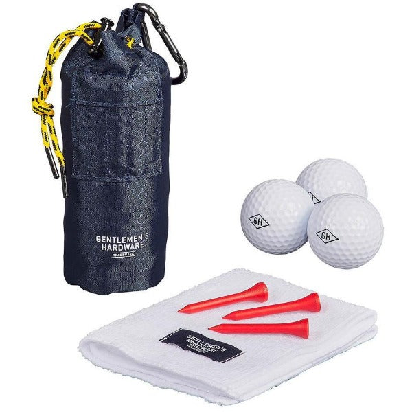 golf kit ball and pegs