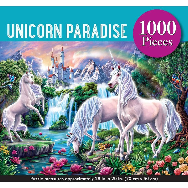 Unicorn 1000 Piece Puzzle