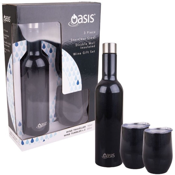 wine gift set 3 piece