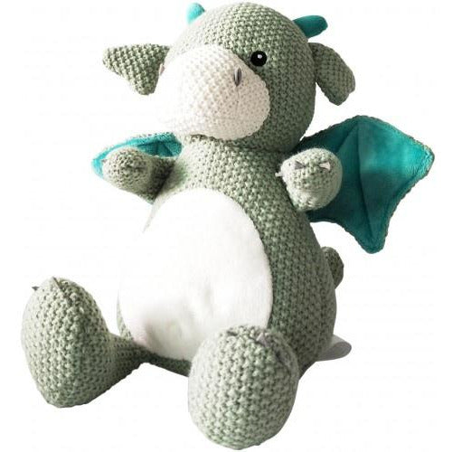 Green Dragon Soft Toy
