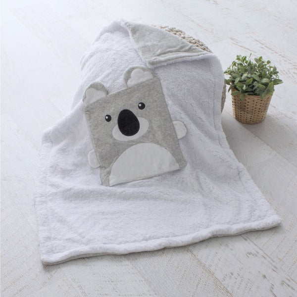 Koala Novelty Cuddle Blankie