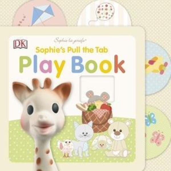 Sophie The Giraffe Pull Tab Book