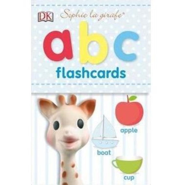 Sophie The Giraffe Flashcards