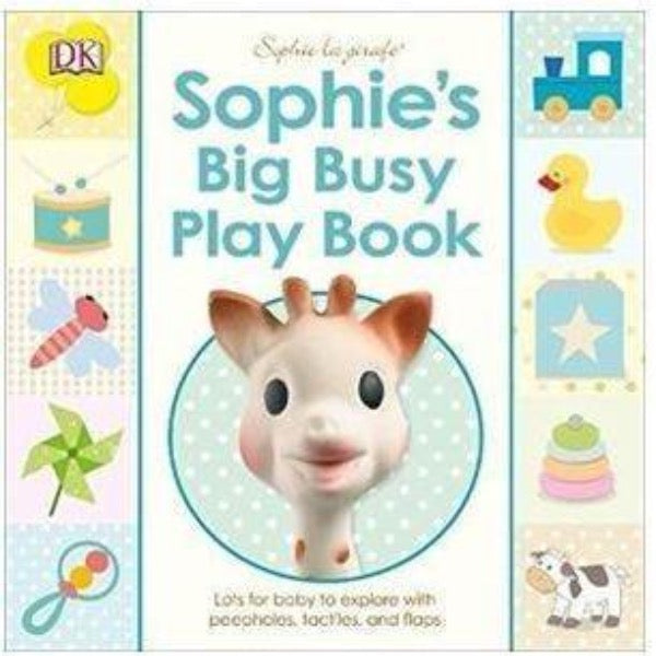Sophie The Giraffe Play Book