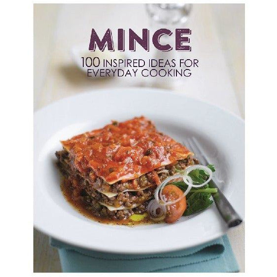 100 mince recipes cookbook