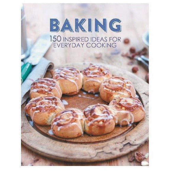 150 baking recipes cookbook