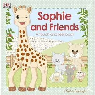 Sophie The Giraffe And Friends Book