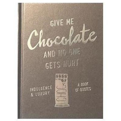 Chocolate Quote Book