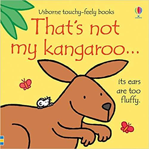 That's Not My Kangaroo Book