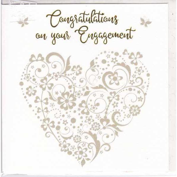Engagement Gift Card