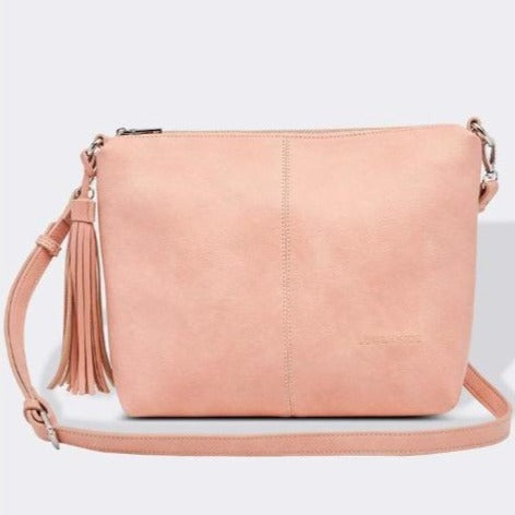 Daisy Crossbody Bag Pale Pink