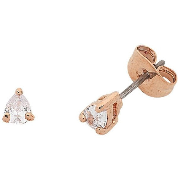 Rose Gold Tiny Dancer Studs