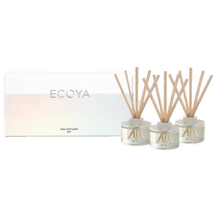 Ecoya Mini Diffuser Set