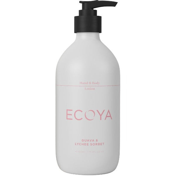 Guava and Lychee Sorbet Hand and Body Lotion