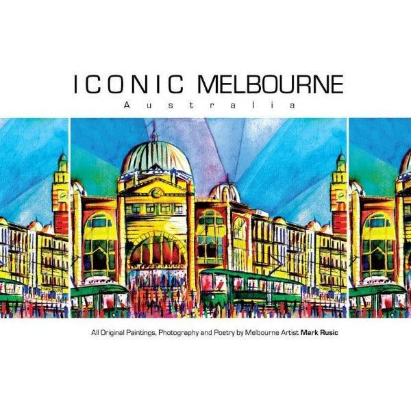 Iconic Melbourne Book