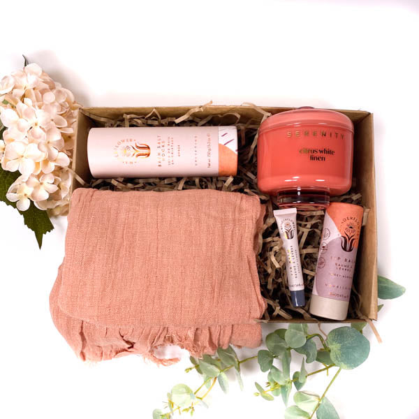 gift pack for indulgence for mother's day