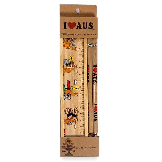 Australia Souvenir Pencil Set