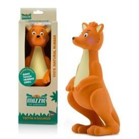 Mizzie Teethe & Squeeze Toy