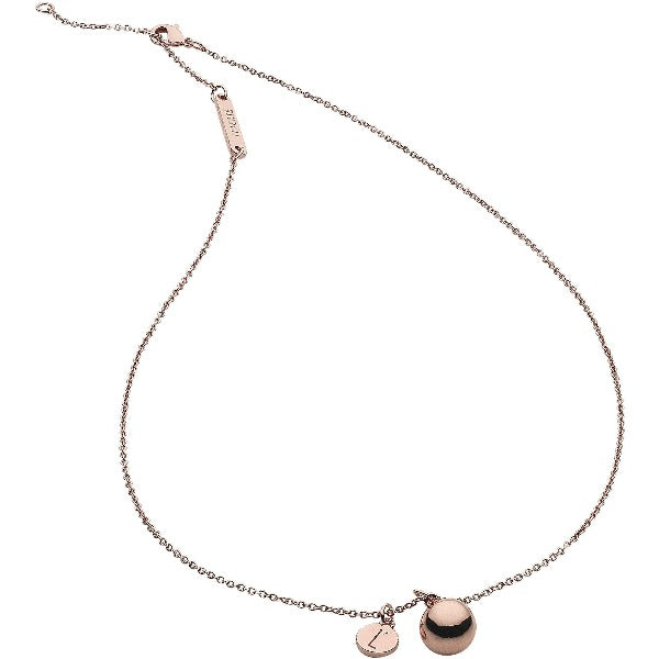 Olive Rose Gold Necklace
