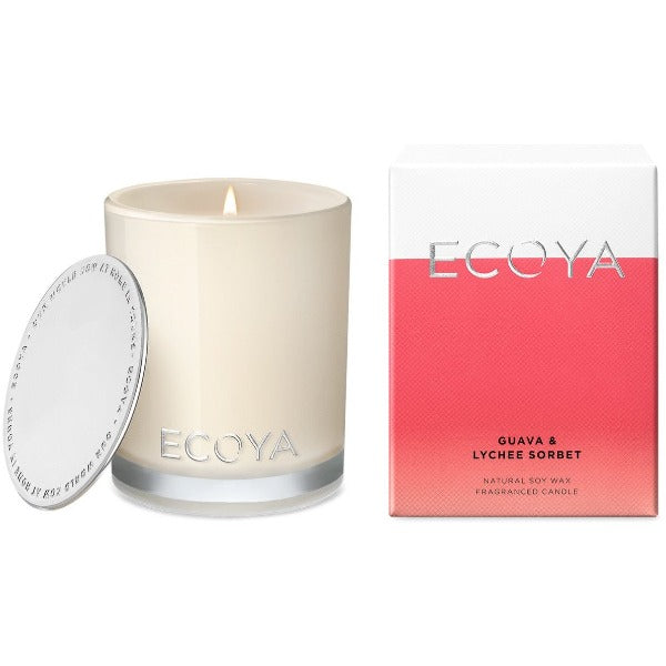 Guava and Lychee Sorbet Candle