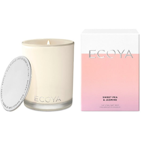 Sweet Pea and Jasmine Candle