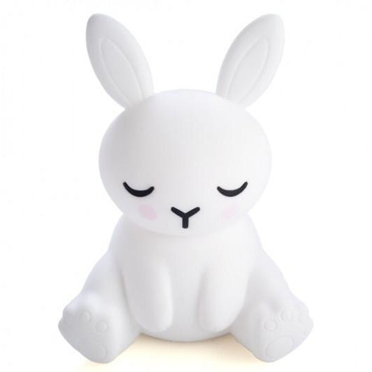 LED Bunny Touch Lamp