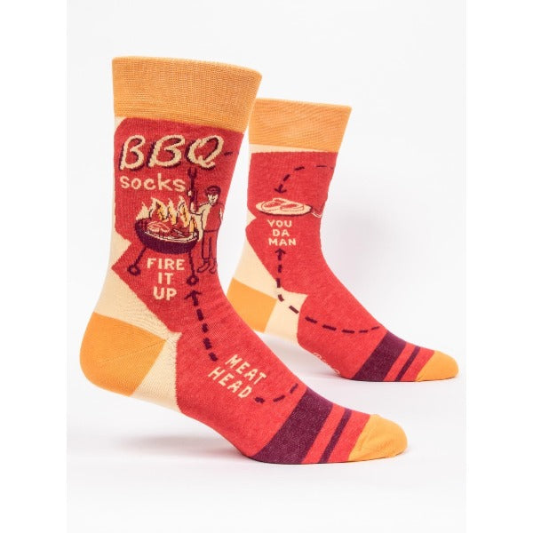 Mens BBQ Socks
