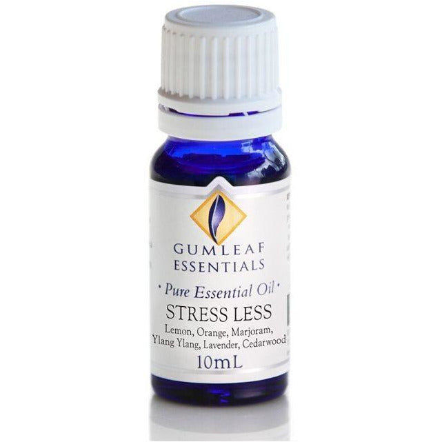 Stress Less Pure Essential Oil Blend
