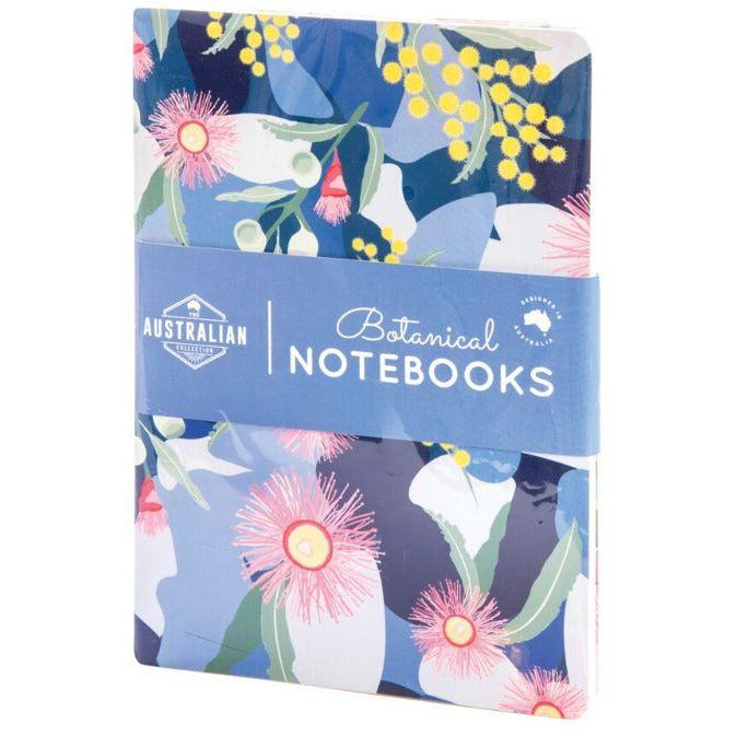 Australian Botanical notebooks set
