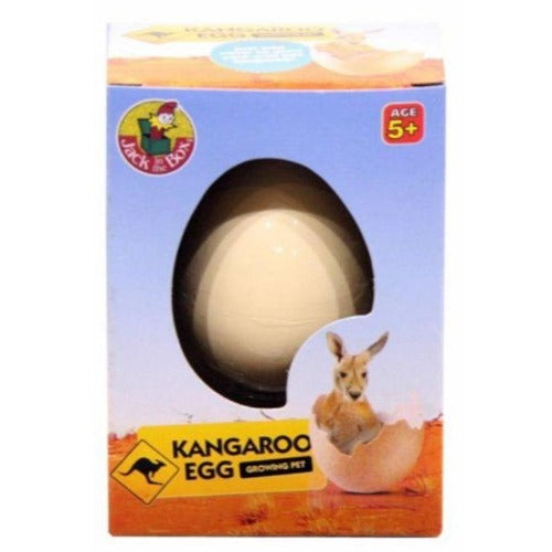 growing egg pet for kids kangaroo
