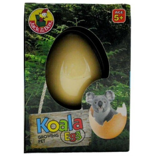 growing egg pet for kids koala